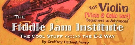 Fiddle Jam Institute