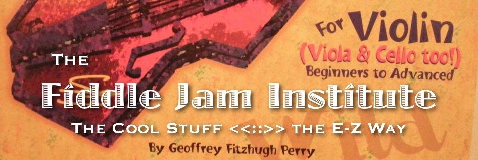 Fiddle Jam Institute
