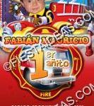 Invitación bomberos