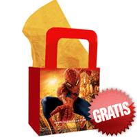 Cajitas Sorpresas Spiderman hombre araña