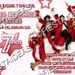 invitacion high school 2