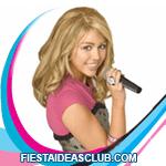 invitaciones Hannah Montana