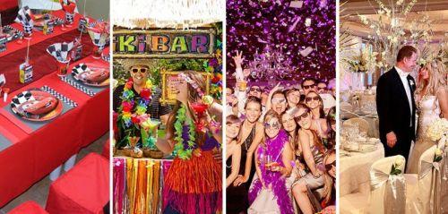 buscas ideas para temas de fiestas para tu próxima celebracion