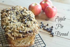 apple pie bread recipe for thanksgiving