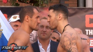 cleverly vs kovalev face off