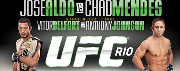 UFC 142: Results (Live) photo