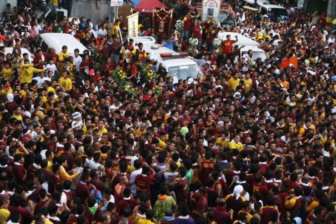 feast of the black nazarene 2014