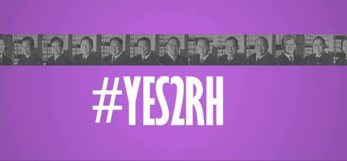 #Yes2RH