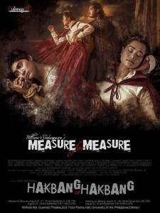 measure for measure dulaang UP