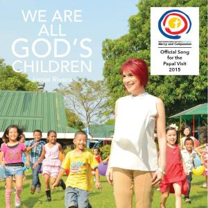 we are all god's children album cover