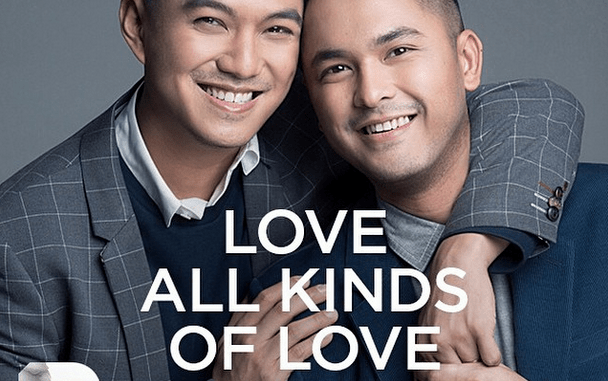 bench love all kinds of love campaign