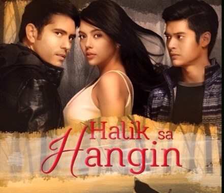 halik sa hangin movie