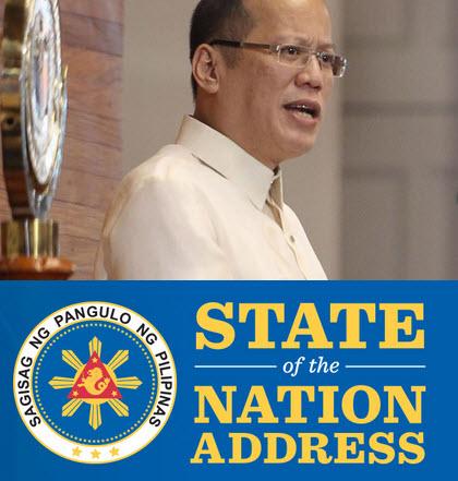2015 Aquino SONA