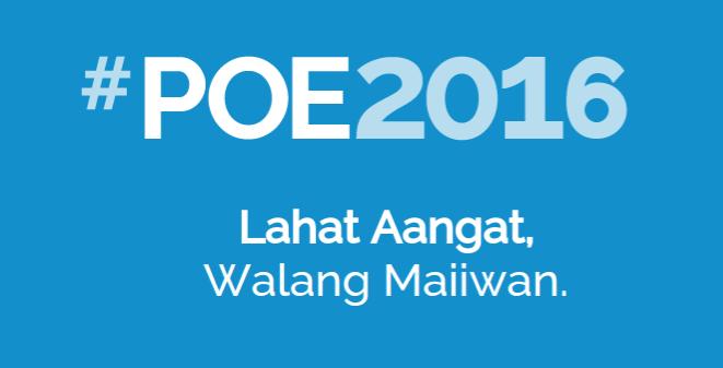 grace poe for president 2016