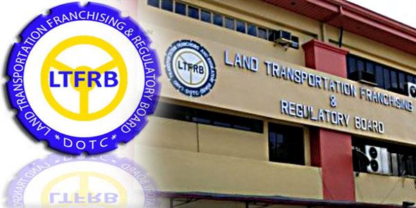 LTFRB jeepney minimum fare 2016