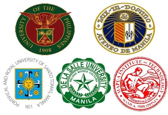 Top 5 Universities for international students