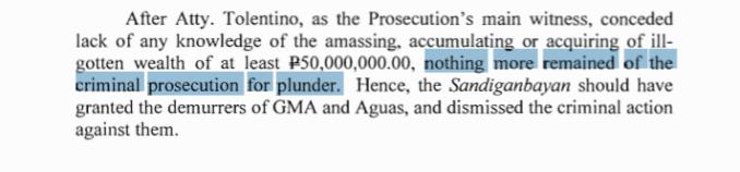 Macapagal-Arroyo vs Sandiganbayan decision full text