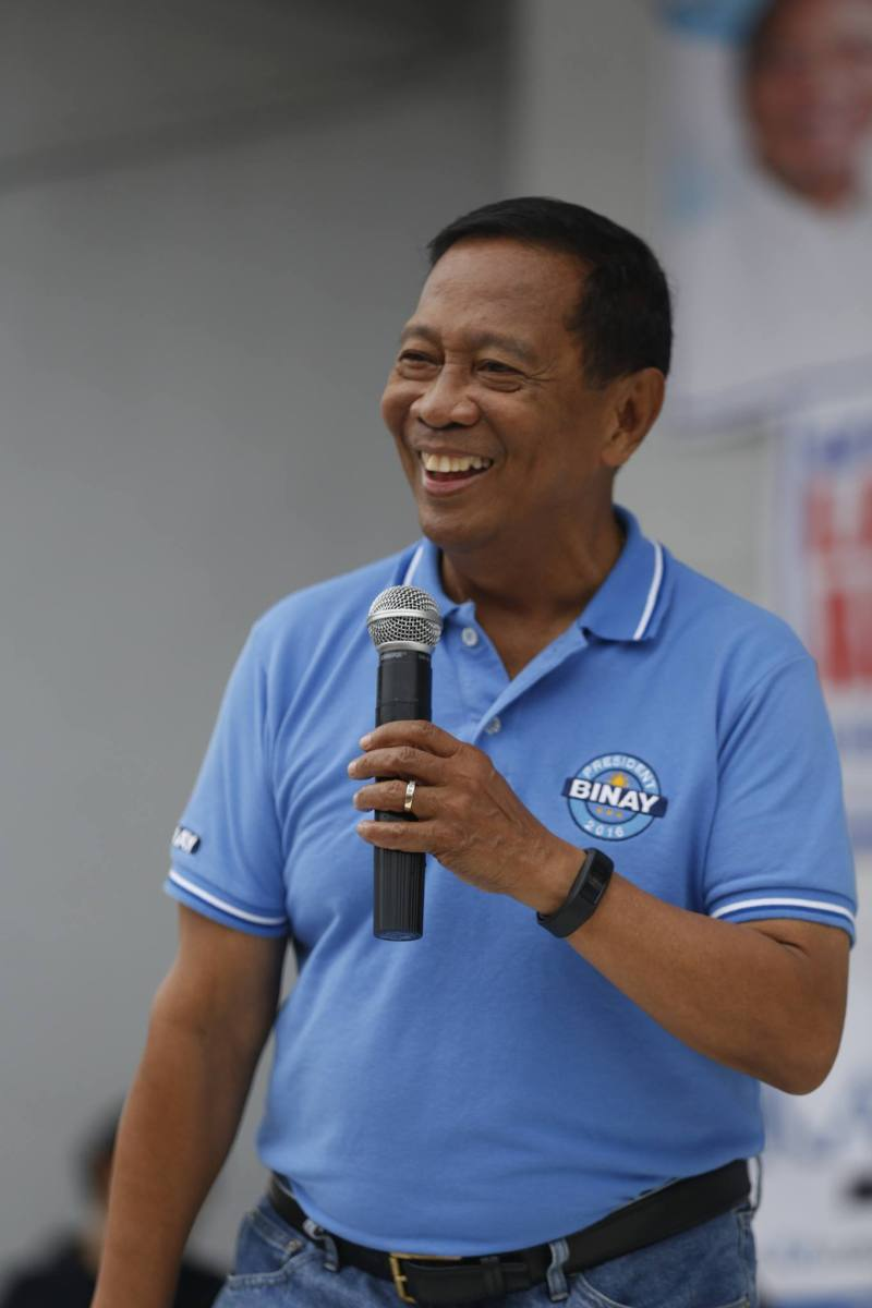 LIFE AFTER DEFEAT | Former VP Binay to be University of Makati law dean?