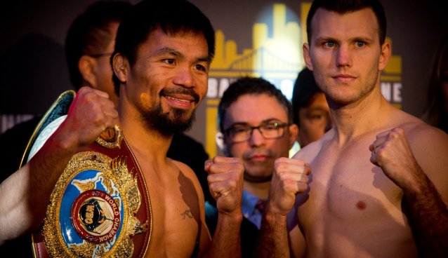 Pacquiao-Horn rematch