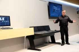 Blackmagic Fairlight Audio console