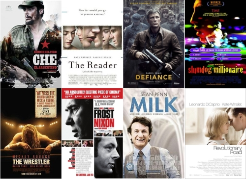UK Cinema Releases January 2009