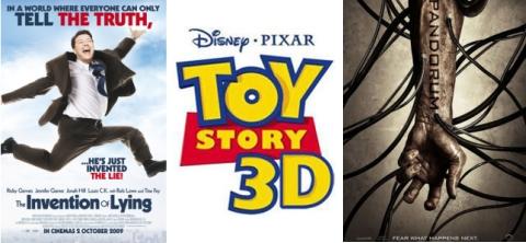 UK Cinema Releases 02-10-09
