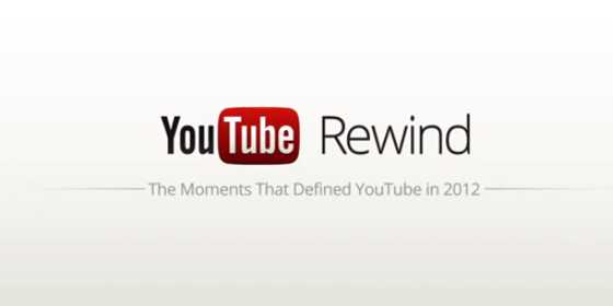 YouTube Rewind 2012