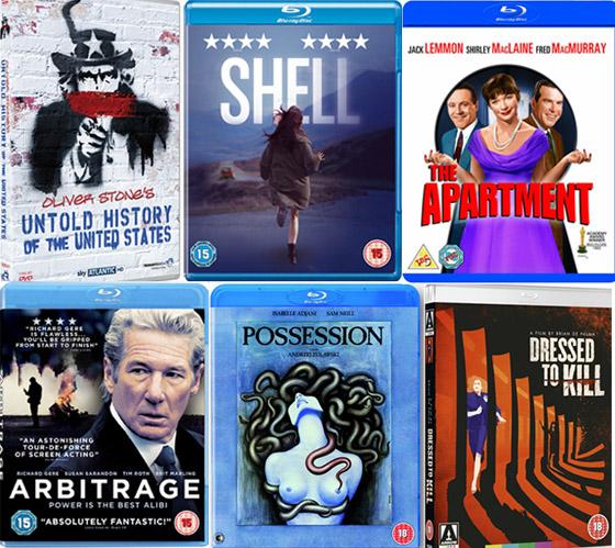 July 2013 DVD Blu-ray Picks