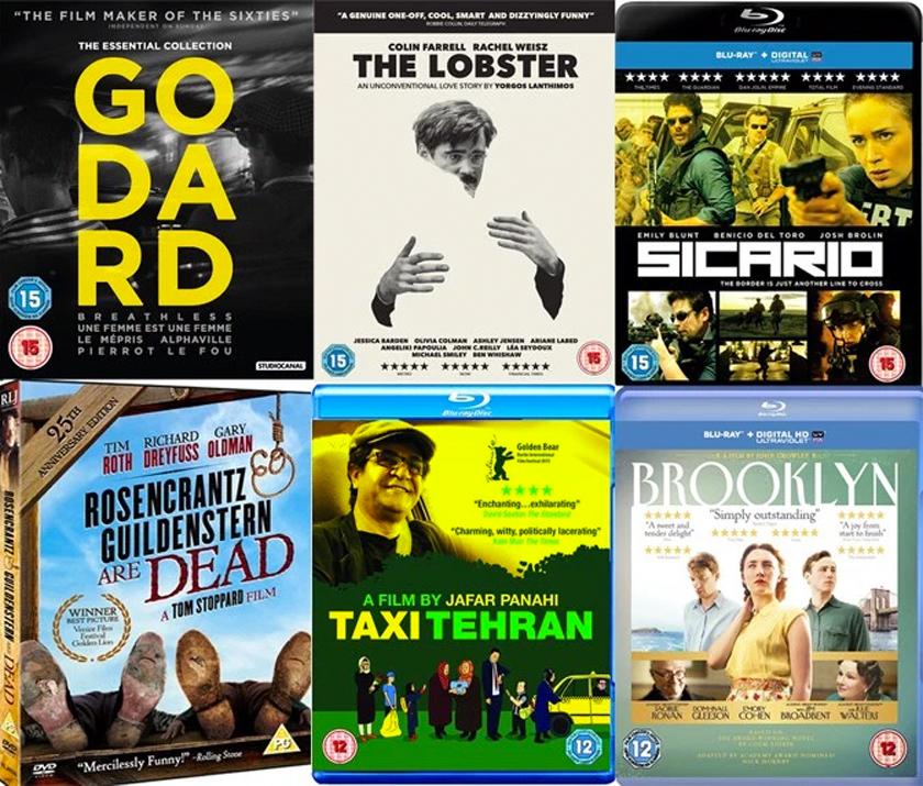 DVD & Blu-ray Picks: February 2016