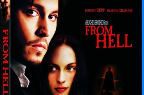 From Hell , filme horor , thriller , filme online hd , From Hell online subtitrat romana , filme de groaza , Jack Spintecătorul , Johnny Depp, Heather Graham, Ian Holm , bluray ,