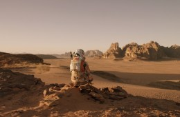 Listen to our Spotify playlist of the music from 'The Martian'