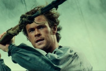 WATCH: 'In the Heart of The Sea' sails into the Oscar season with final trailer