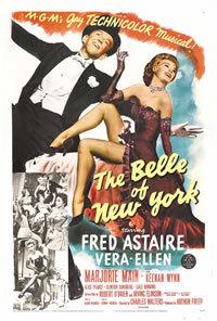 locandina del film LA BELLA DI NEW YORK