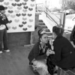 MakeUp! 2 B&W (c) Cirina Catania