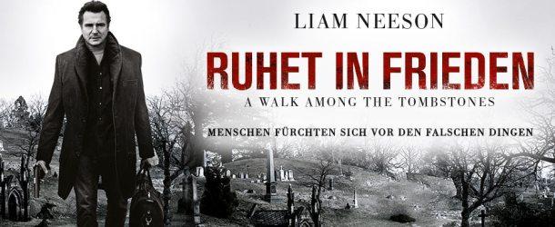 """""""Ruhet in Frieden – A Walk Among the Tombstones"""" Kritik: Düsterer New York-Noir"""