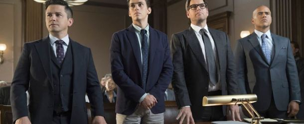 Bull: Trailer zum Start der zweiten Staffel auf 13th Street (Werbung)