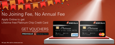 ICICI Platinum Chip Credit Card Review | Features & Benefits - 2019