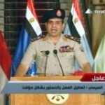 Egypte : l'armée suspend la constitution et destitue le président Mohamed Morsi
