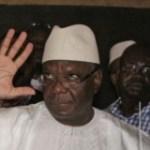 Ibrahima Boubacar Keita, président du Mali: la main heureuse