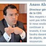 Maroc: la  CDG va investir 1 milliard de dirhams pour réaliser 3 hôtels à Saïdia Med