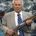 Mikhaïl Kalachnikov, l'inventeur de la kalachnikov mort sans le sou
