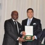 BAD: Mohamed H'midouche honoré pour ses bons et loyaux services