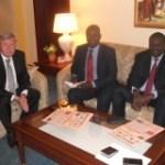 Michel Hascoët : «Axa va continuer à se développer en Afrique» !