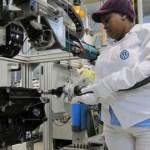 Volkswagen, 340 millions de dollars pour se renforcer en Afrique du Sud
