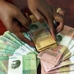 Angola: La vente de devises estimé à 284,4 millions de dollars
