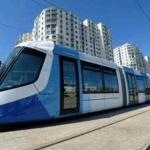 Algérie: sortie de la première rame de tramway assemblée