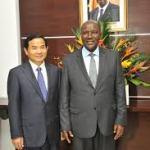 La Chine débloque 813 millions de dollars pour le réseau électrique ivoirien