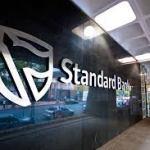 L'Afrique booste la Standard Bank