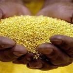 Top ten des dix pays africains  par les réserves en or