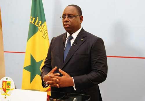 Macky Sall, Président de la république du Sénégal